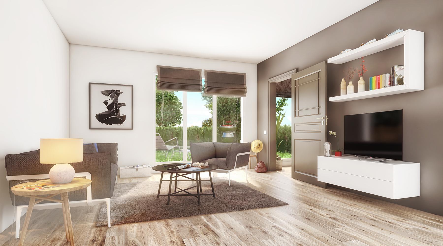 Visualisation maison 3D