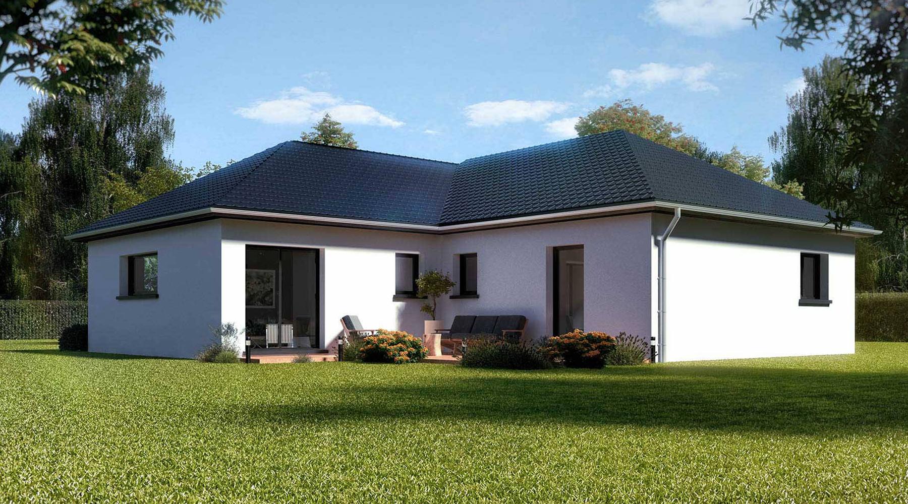 Architecture 3D Maison