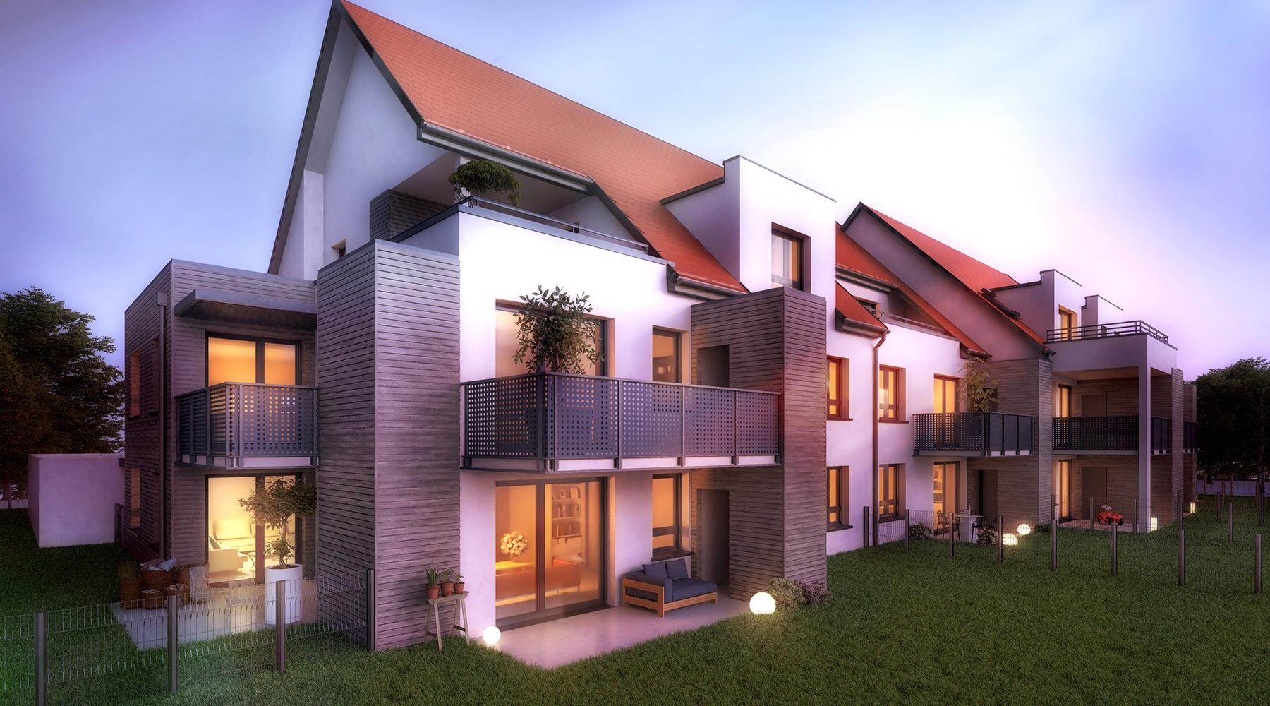 image 3D pour real estate