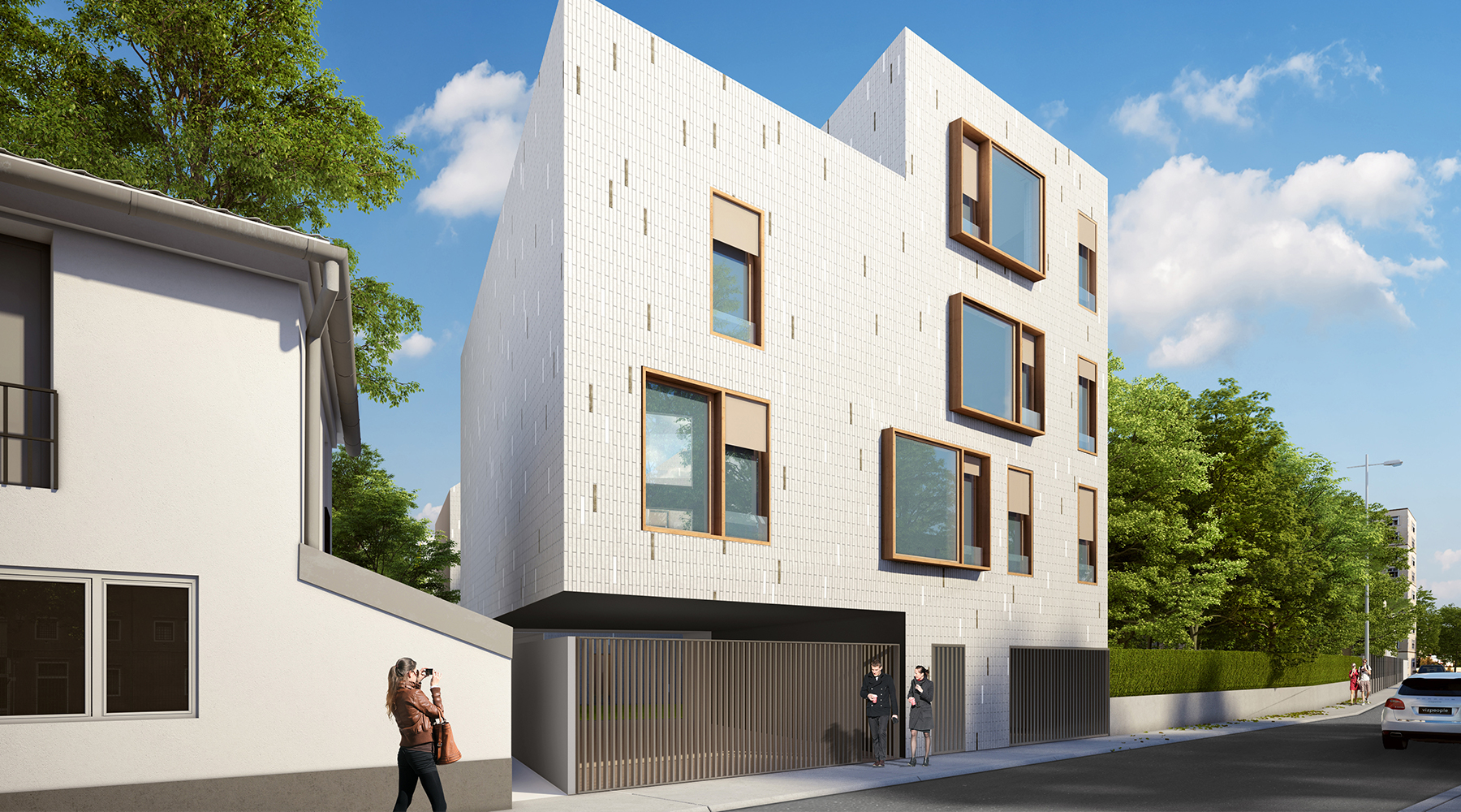 logement promoteur 3D