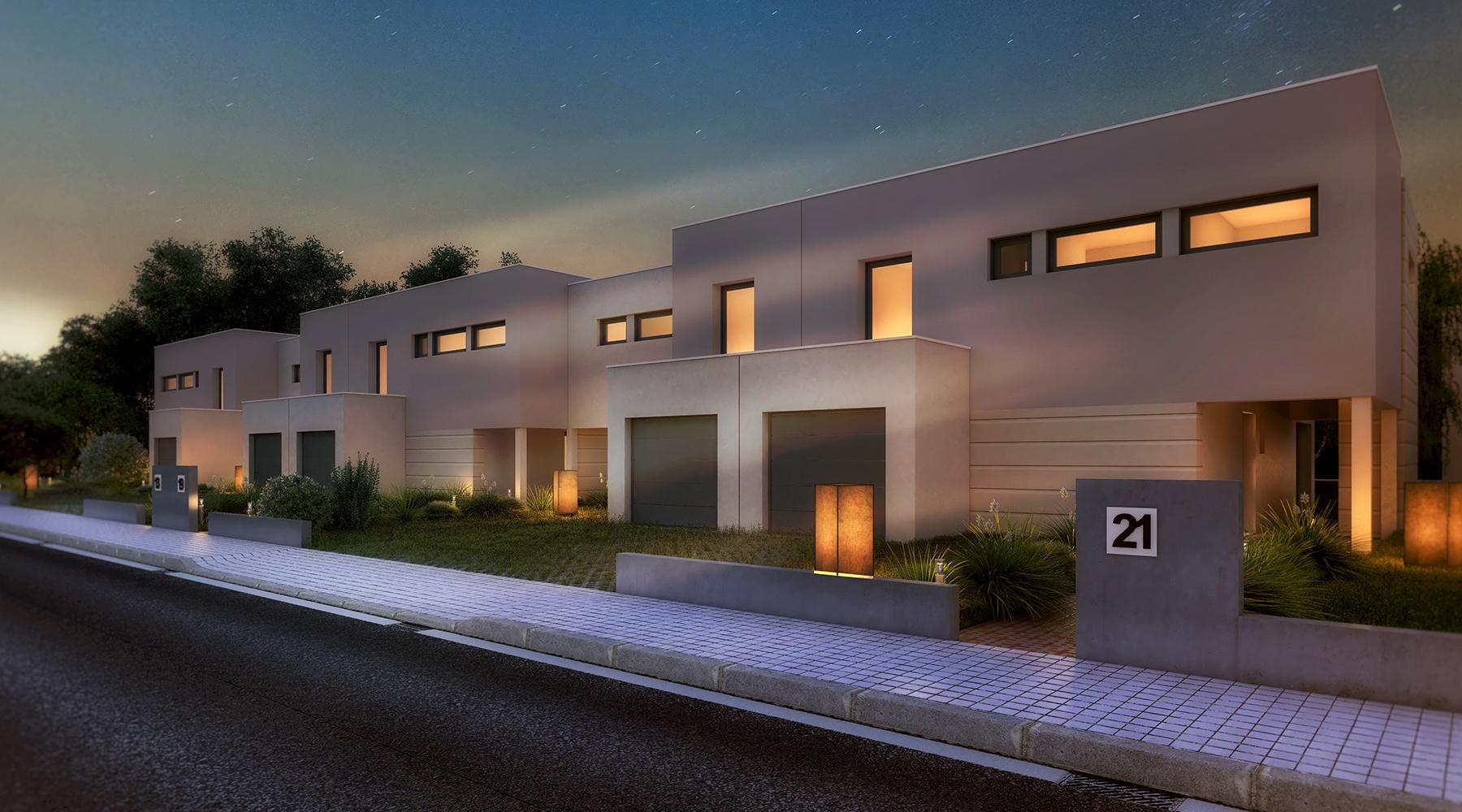 Maison et villa 3D