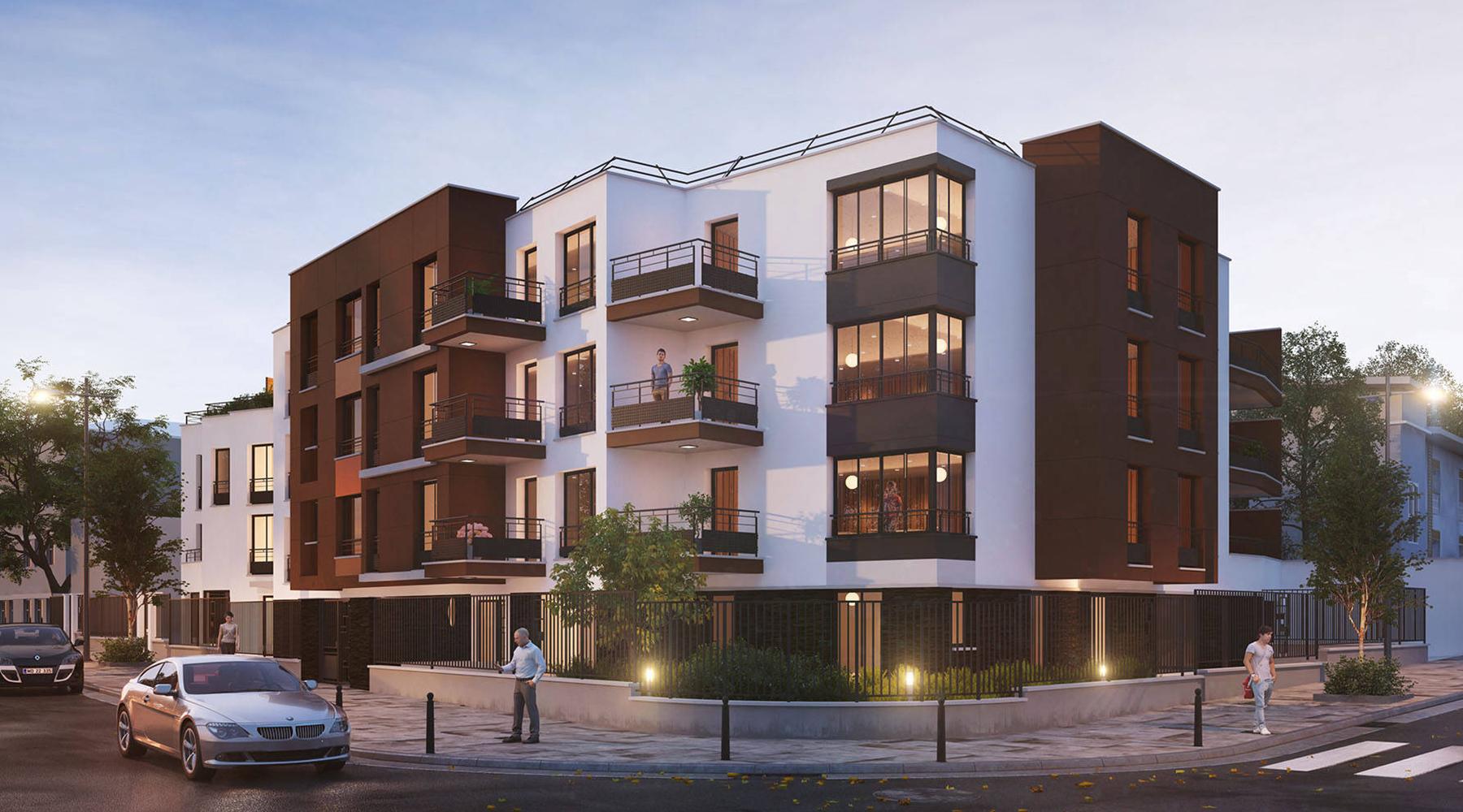 Visualisation real estate 3D